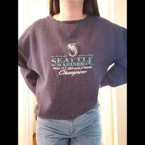 1995 Vintage Seattle Mariners Sweatshirt